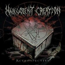 Malevolent Creation - Retrospective  CD 17 Tracks  Hard & Heavy / Metal Neuware