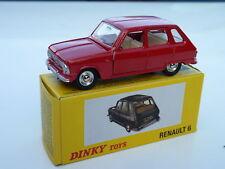 Renault 6 / R6  ref 1416 au 1/43 de dinky toys atlas