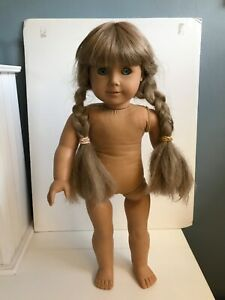 "Vintage American Girl Pleasant Company 18"" KIRSTEN LARSON Doll"