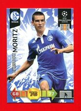 CHAMPIONS LEAGUE 2010-11 Panini 2011 - BASIC Card - MORITZ - SCHALKE 04