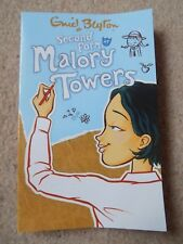Enid Blyton Second Form Malory Towers 2013 Children's Paperback Book
