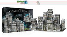 Wrebbit 3D Puzzle - Game of Thrones - Winter fur - New/Boxed