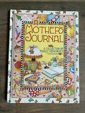 Mary Engelbreit A Mother's Journal A Collection of Family Memories Hard Cover