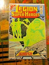 LEGION OF SUPER-HEROES~ #295 THE GREEN LANTERN CORPS DC 1983 BAGGED BOARDED