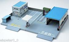Faller/Tomytec 973653 Spur N städtisches Bus-Depot, Miniaturwelten 1:160
