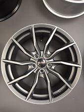 20 Zoll mm Spider Felgen 9x20 et40 5x112 Grau Gutachten ABE Audi A4 A6 Scirocco