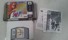 Nagano Winter Olympics 98 Nintendo N64 Boxed PAL Version