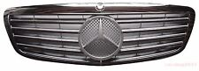W221 07-09 Front Grille Mercedes Benz S-Class S550 S600 Chrome&Silver New Style
