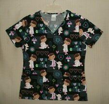fac56b403e0 Size XS Disney Women Doc Mc Stuffins Scrub Top