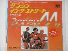 "BONEY M. -Dancing In The Streets- 7"" 45 Japan Pressung"