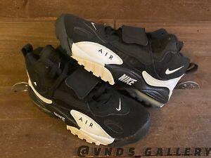 Nike Air Max Speed Turf Black White 525225 011 Sz 10 Mens