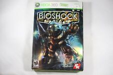 Bioshock 1 (Microsoft Xbox 360) NEW Factory Sealed Near Mint ORIGINAL