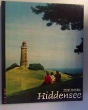Die Insel Hiddensee, VEB F.A. Brockhaus Verlag Leipzig 1968 // Werner Wurst
