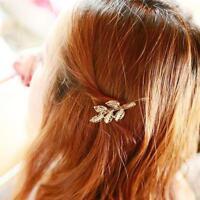 Prettyia 2x Hair Stick Pin Barrette Hair Clip with Metal Cover Classic Slide