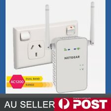 NETGEAR EX6150 WiFi Range Extender 1200Mbps Dual Band Wireless AC1200 Booster