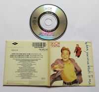 """Jason Donovan - When you come back to me  3"""" Mini CD INCH Extended No Probs Mix"""