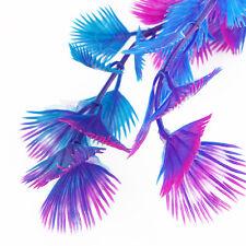Water Plants Artificial Plastic  Fish Tank Aquarium Decoration Decor Ornament