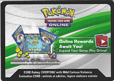 POKEMON: ONLINE CODE CARD FROM THE 2014 COLLECTORS CHEST