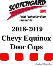 3M Scotchgard Paint Protection Film Pro Series Clear Bra 2018 2019 Chevy Equinox
