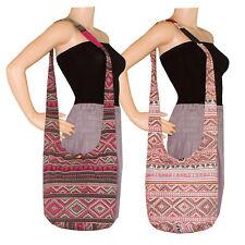 Kl. Maya/Inka/Aztekenmuster Beuteltasche Stofftasche Schultertasche #TF2/3