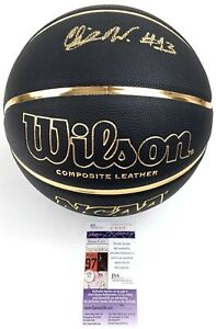 CHRISTYN WILLIAMS signed Basketball Wilson NCAA Connecticut UConn Huskies JSA