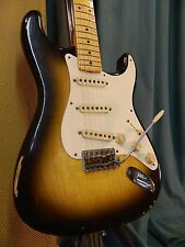 2011 Fender Stratocaster '55 Reissue Custom Shop Relic with Cert. World Shipping