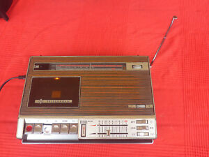 Telefunken Radio Cassettenrecorder Typ M Partysound R magnetophon AUTOMATIC !!!!