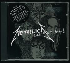 METALLICA CLIFF 'EM ALL DVD - REGION 1