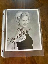JENNY ELFMAN-Autographed/Signed 8x10 Photo