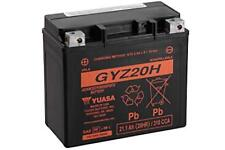 Yuasa YUAM72RGH GYZ High Performance Maintenance Free Battery GYZ20H