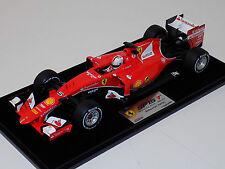 1/18 Looksmart MR Ferrari Formula 1 SF15-T 2015 Malaysia GP 1st Vettel