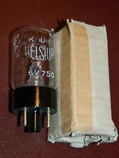 EXCELSIOR 6v 750 6V750 AMPOULE TSF tube LAMPE vintage RADIO