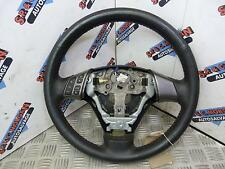 MAZDA 3 MPS LEATHER STEERING WHEEL WITH FINGERTIP CONTROLS (04-09) BREAKING