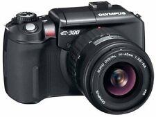 Olympus Digital Single-Lens Reflex Camera E-300 Lens Set