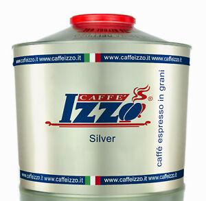 Izzo Silver Grandespresso 12 x 1000 g Bohnen VERSANKOSTENFREI, MHD 07/2022