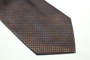 MANUEL PIPERNO Silk tie Made in Italy F18017