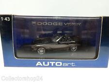 Autoart : DODGE VIPER SRT-10 2003 (BLACK)  - 51702 1:43