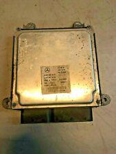 MERCEDES BENZ E CLASS W212 2013 2.2 CDI ENGINE CONTROL UNIT ECU A6519005301