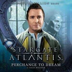 STARGATE ATLANTIS Big Finish Audio CD #1.4 - PRECHANCE TO DREAM (Paul McGillon)