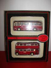 harrington grenadier & RTL bus car barton EFE 1/76 exclusive first editions