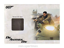JAMES BOND ARCHIVES 2014 RELIC JBR37 HOVERCRAFT SEAT 429/500