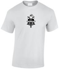 Sons of Santa Funny Personalised TShirt Biker Mens Parody Anarchy Christmas Gift