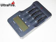 New UltraFire WF-168 LED battery charger ( AA / AAA / 26650 / 18650 / 16340 )