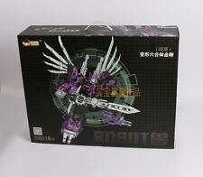Black-W/T K.O. ver G1 Oversize JINBAO MMC Predaking Nero Rex  COOL in stock