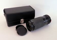 SIGMA ZOOM II 75-300 mm f4.5-5.6 - Canon FD mount (Cased):: Free UK POST:: #1816