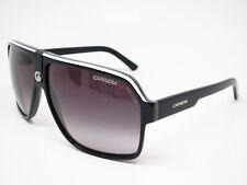 New Authentic Carrera 33/S 8V69O Black Grey w/Dark Grey Gradient Sunglasses
