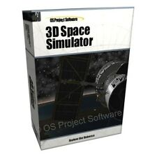 3D SPACE SIMULATOR ASTRONOMY ASTRONOMER SOFTWARE FOR PC MAC OSX
