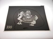 #1500 PHOTO NEGATIVE -  ADVERTISING - 1967 NISS FURNITURE - MILWAUKEE - 100th