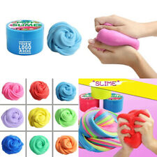 SLIME FLUFFY FOAM CHILDREN GIFT PLASTICINE LEARNING HOLIDAY TOY CLAY PACK NEW