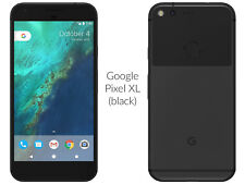 Google Pixel XL 32GB Quite Black (Unlocked) G-2PW2100 Good Condition Fast Ship!